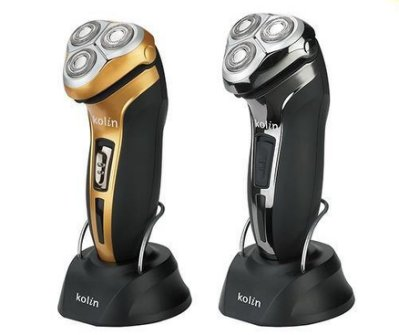 A-Q小家電 Kolin歌林 超動能全機水洗電鬍刀2代 刮鬍刀 可接行動電源 KSH-HCW10U