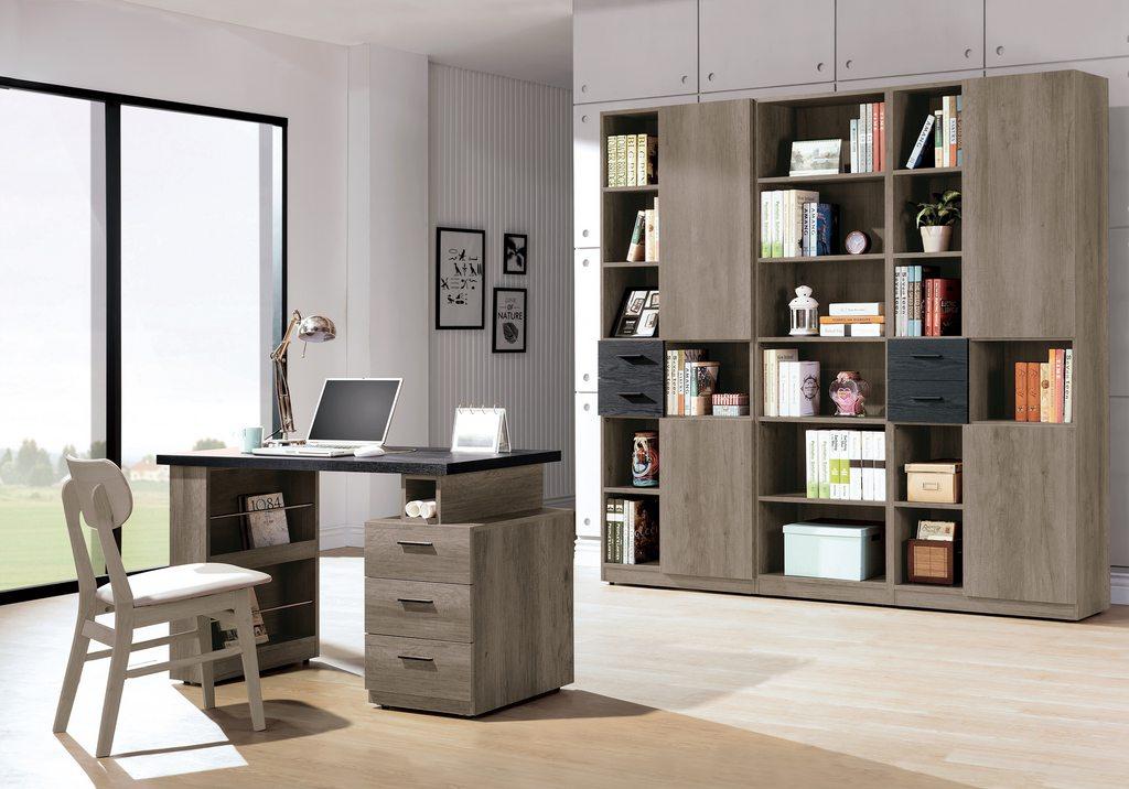 【尚品傢俱】HY-B477-01 狄恩4尺伸縮書桌