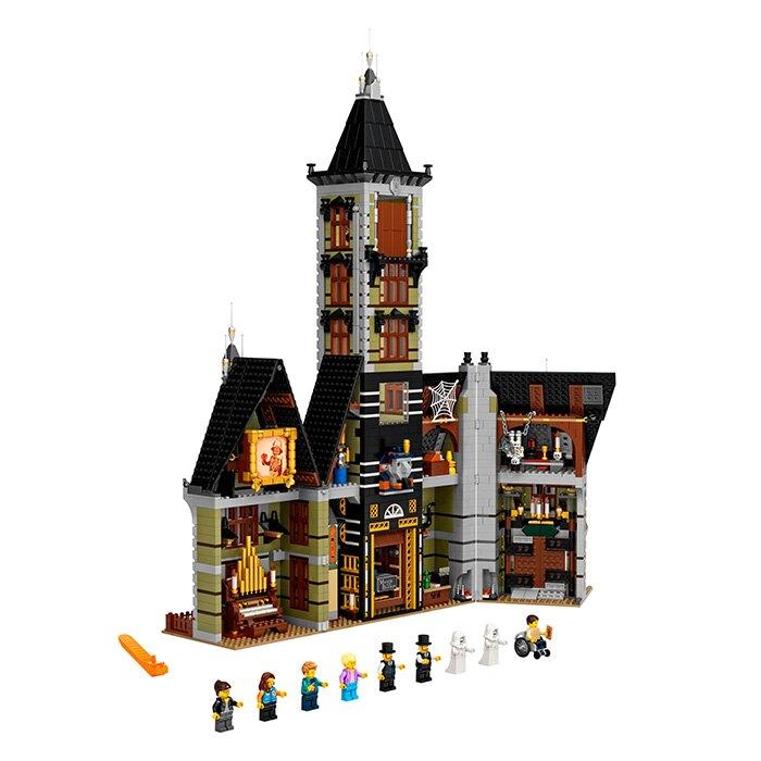 LEGO 樂高 CREATOR 創意系列 10273 遊樂場鬼屋 【鯊玩具Toy Shark】