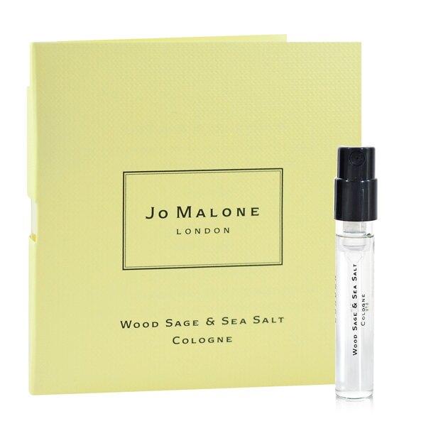 Jo Malone 鼠尾草與海鹽 針管小香 1.5ml (紙卡版) - WBK SHOP
