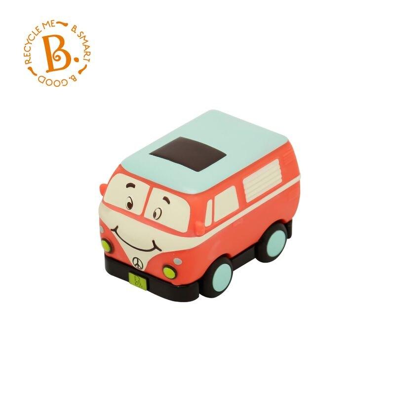 美國【B.Toys】迷你迴力車-露營可兒BX1502Z★衛立兒生活館★