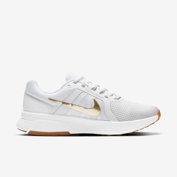 Nike W Run Swift 2 [CU3528-010] 女鞋 運動 休閒 慢跑 透氣 緩震 舒適 彈力 白 金