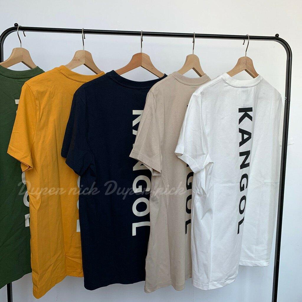 Kangol 中間小logo 短T 男