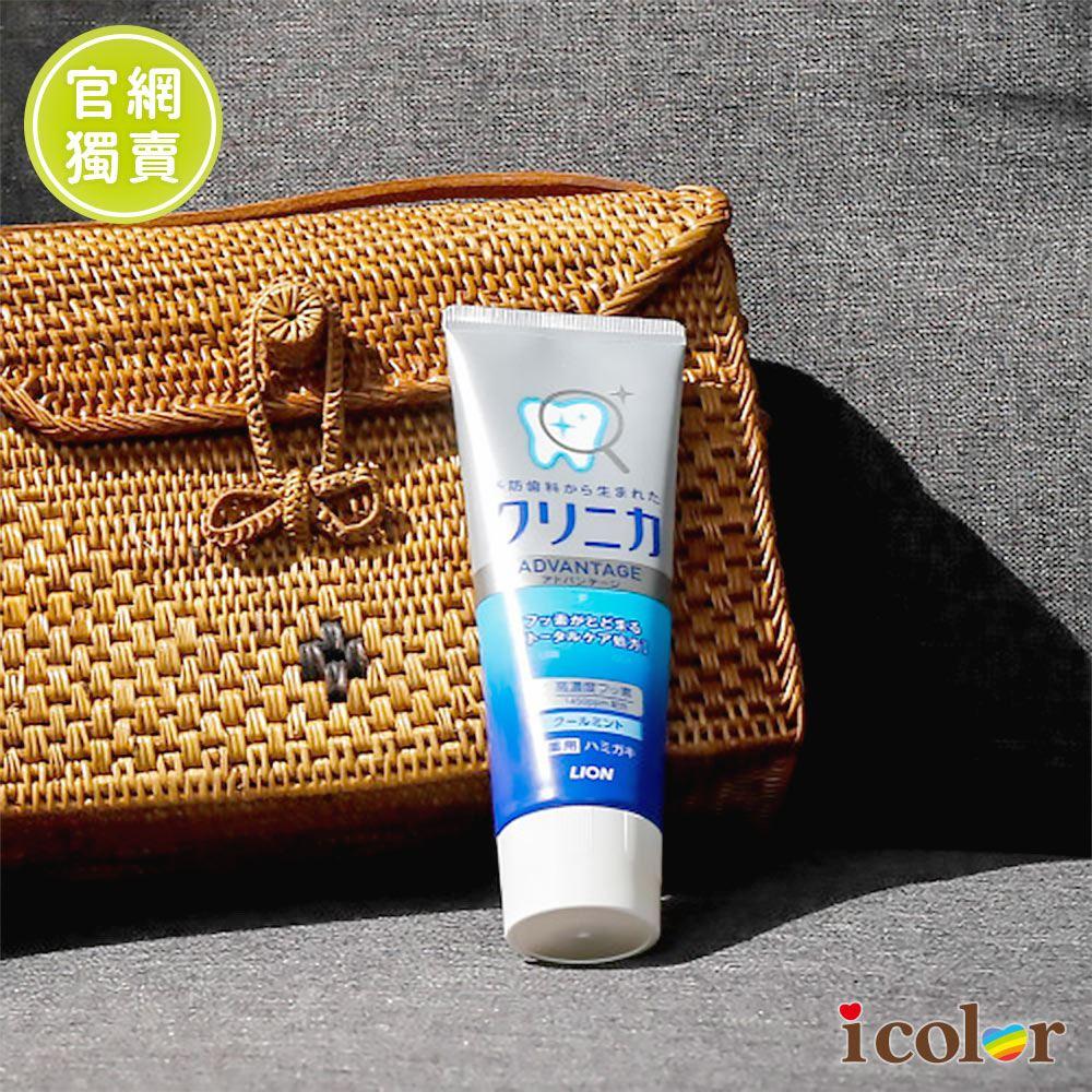 獅王固齒佳酵素淨護牙膏(清涼薄荷 130g)