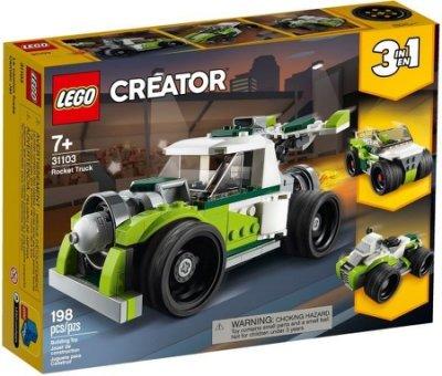 LEGO 31103火箭卡車 CREATOR 原價1099元 樂高公司貨 永和小人國玩具店