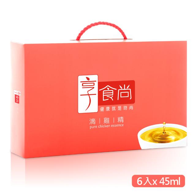 享食尚滴雞精6入( 45ml/入 )