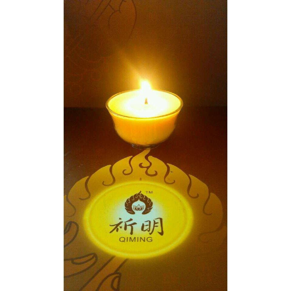 小茶碗酥油燈(8小時)1盞