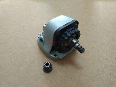 ~永銓工具~博世BOSCH GWS6-100砂輪機 機頭組含小齒輪(副廠品)#BOSCH工具零件