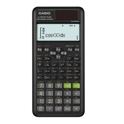 【CASIO】卡西歐 FX-991ES PLUS 科學型 標準型 計算機 9個變數 10 + 2位數