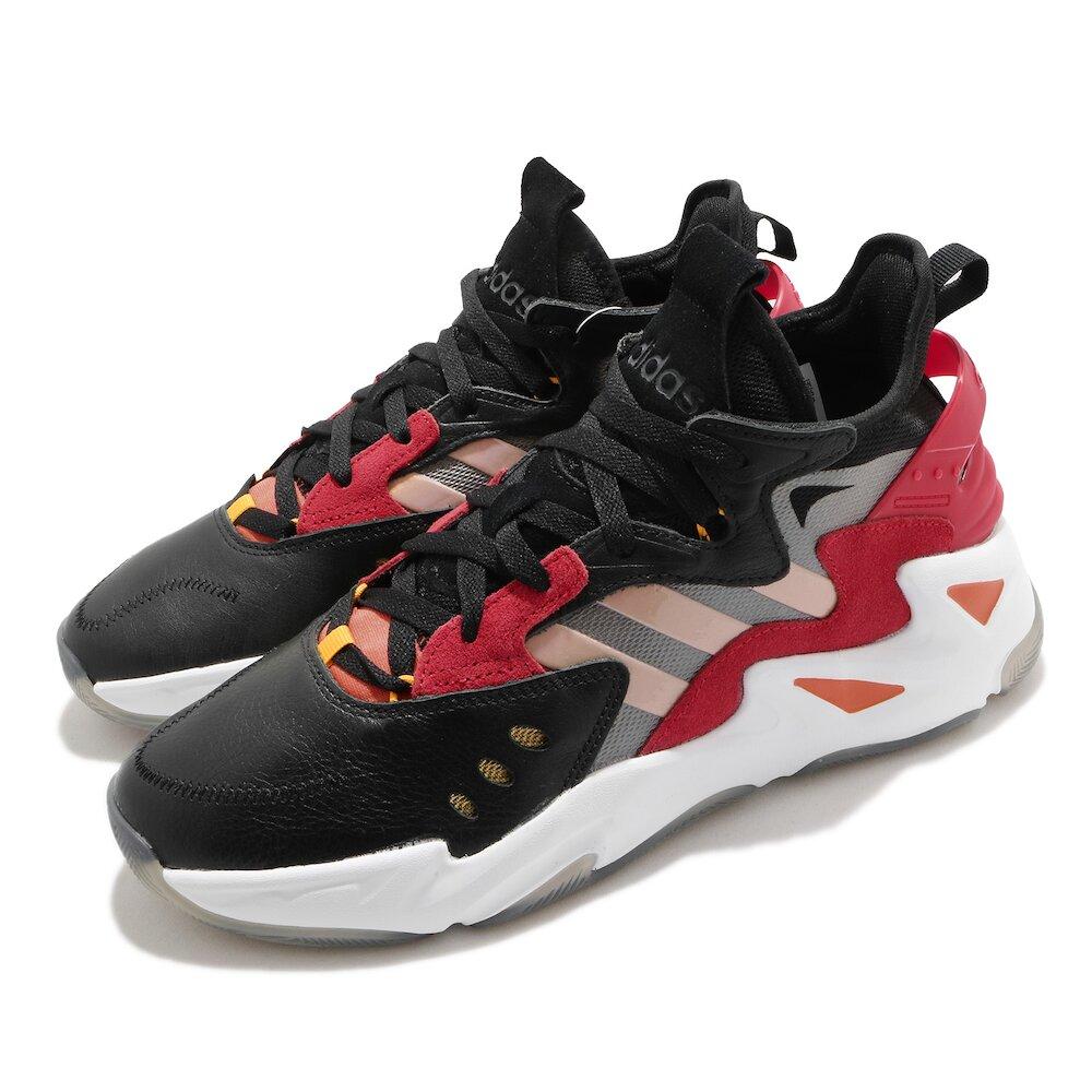 ADIDAS 休閒鞋 Firewalker 籃球鞋概念 男鞋 愛迪達 高筒 焱系列 新年款 CNY 黑 紅 白 [FY6645]