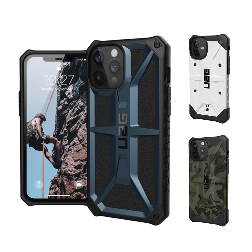 【公司貨】UAG 軍規頂級防摔手機殼 iPhone 12 Pro Max i12 mini 耐衝擊保護殼 防摔殼 防撞殼 迷彩殼 保護套 Urban Armor Gear i12配件
