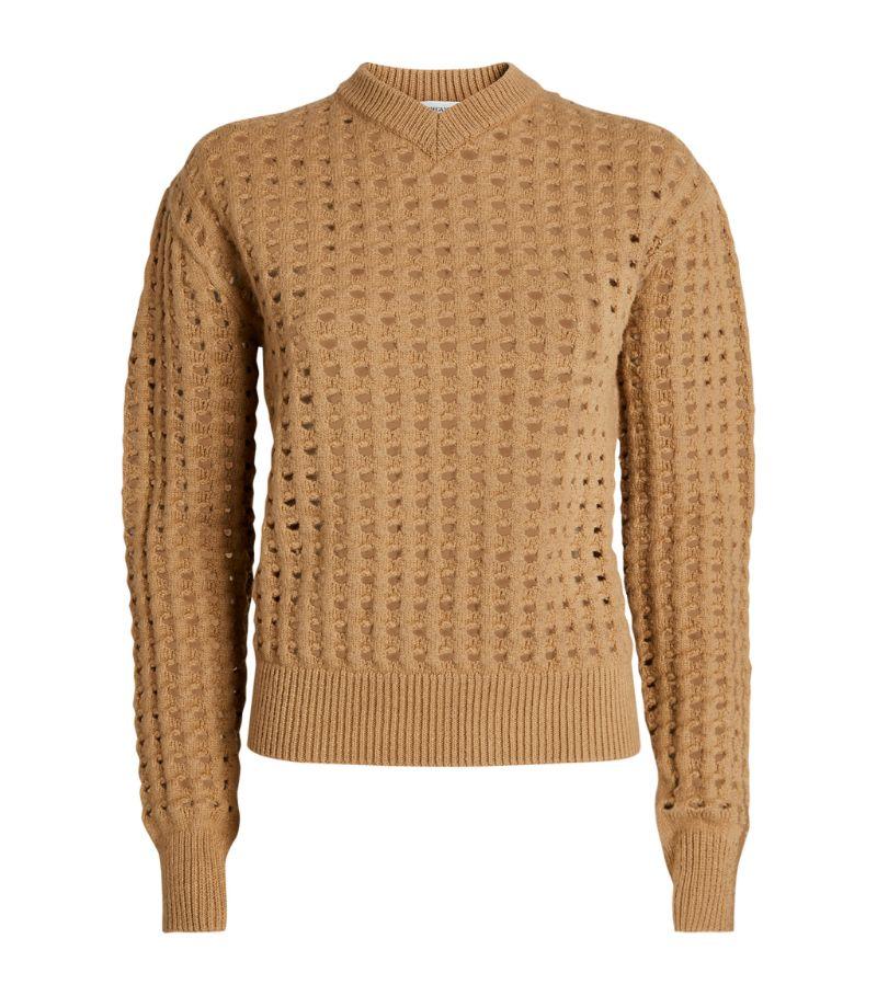 Bottega Veneta Open-Knit Sweater