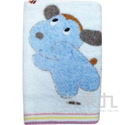 【618購物節 最低五折起】台灣製剪裁童巾-小狗 515-1 (多色隨機出貨)