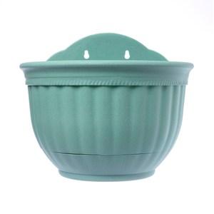 歐式半圓壁盆9吋(綠)