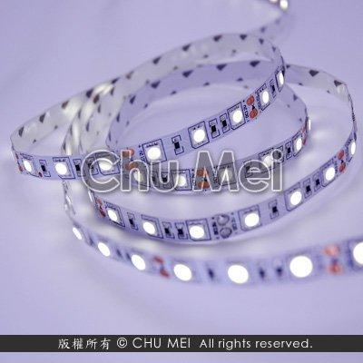 24V-晝白光LED-5050-SMD軟條燈(裸板) - 晝白 led 軟條燈 軟燈條 條燈 燈條 .