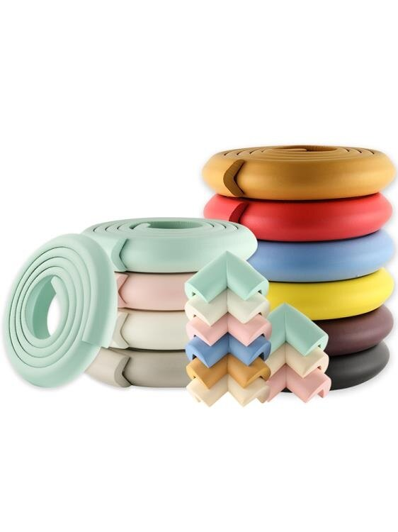 防撞條加厚加寬兒童牆角保護寶寶桌角防碰撞牆貼軟包嬰兒桌子包邊