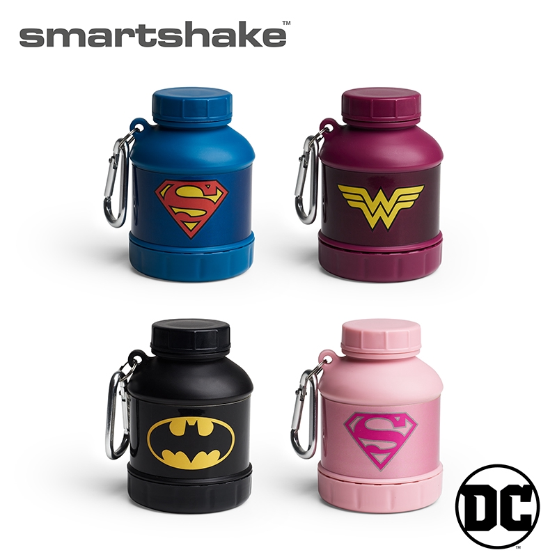[Smartshake] DC Whey2Go 兩用粉盒 營養品層盒 乳清粉盒 健身 高蛋白 乳清