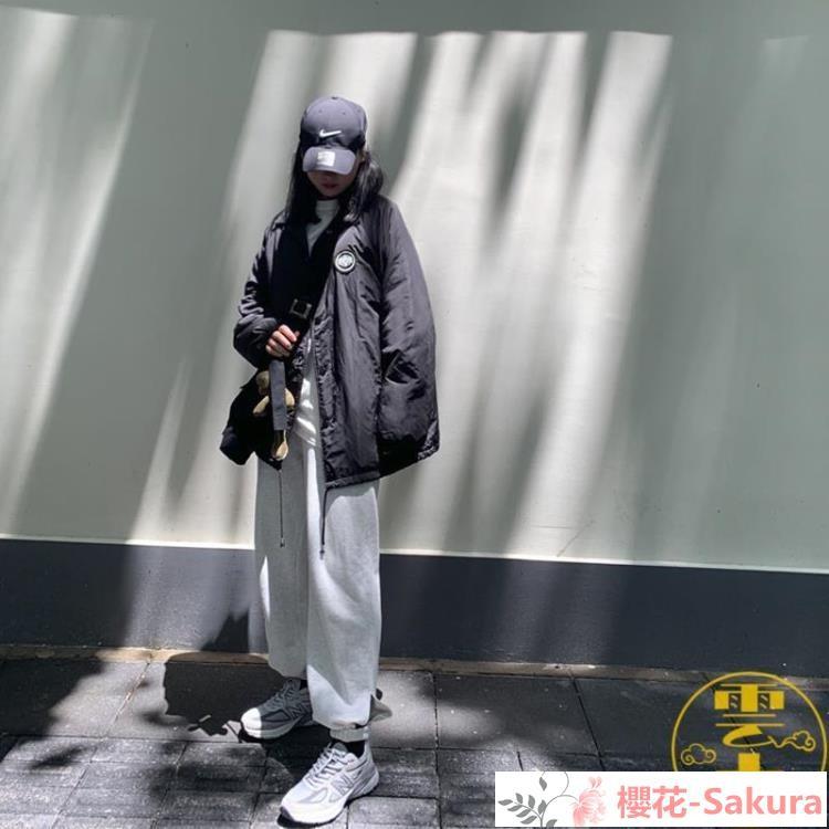 棉服外套女棉衣寬鬆女棉襖加厚冬季保暖時尚【全館9.5折下殺】
