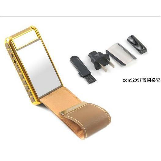 復式充電刮胡刀大功率電動剃須刀RSCW-V1 鏡子送鼻毛器zon92