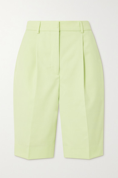 Acne Studios - 梭织短裤 - 淡黄色 - FR38
