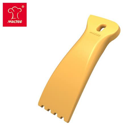 【MULTEE摩堤_鑄鐵鍋系列用品】烹飪工具組-矽晶清潔刮刀