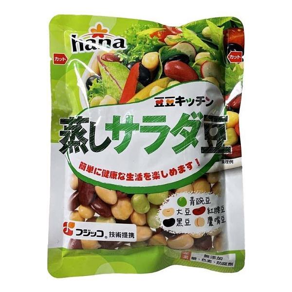 Hana~蒸沙拉豆70公克/包 ×6包