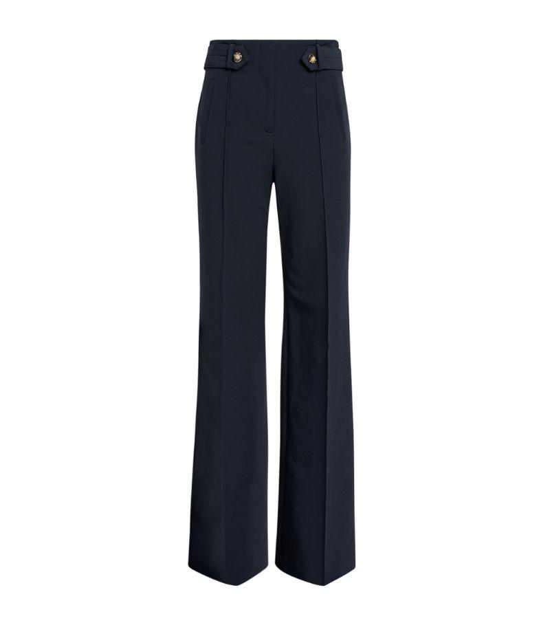 Veronica Beard Roshni Tailored Trousers