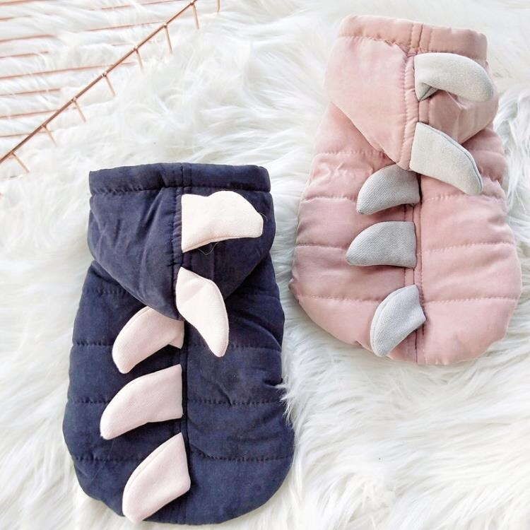冬天寵物衣服小狗狗棉衣泰迪馬甲雪納瑞比熊小型犬貓咪加厚秋冬裝