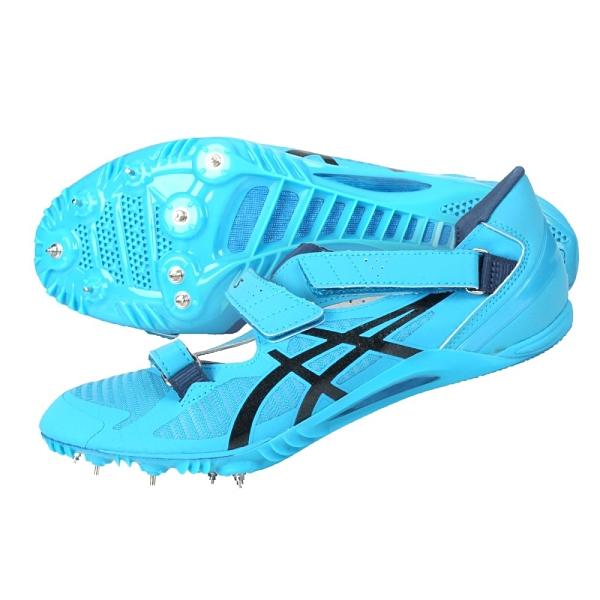 ASICS CYBERBLADE 16 男女田徑釘鞋(短距離)(免運 亞瑟士≡體院≡ 1093A134-402