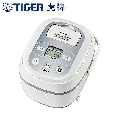 【日本製】TIGER虎牌6人份tacook微電腦多功能炊飯電子鍋(JBX-B10R)