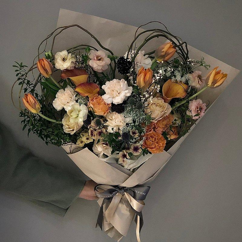 SCgift真心獻給你/妳 告白。求婚。感謝花束