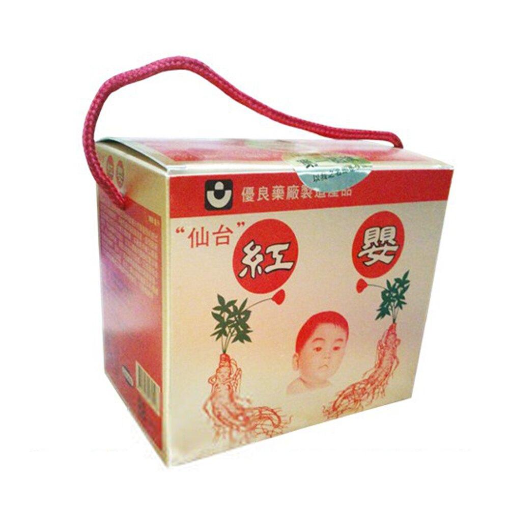 仙台 紅嬰 (100ml6瓶)