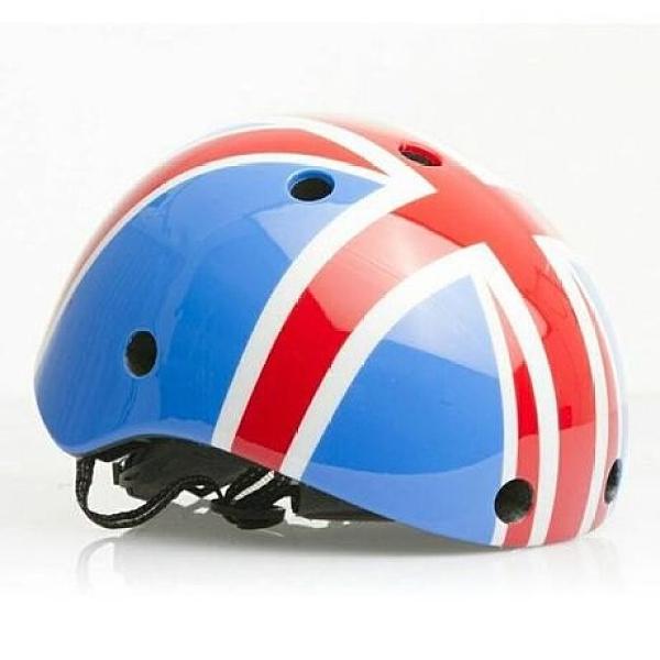 哈樂維 YIIBOZ 兒童安全帽/兒童運動頭盔 英國風