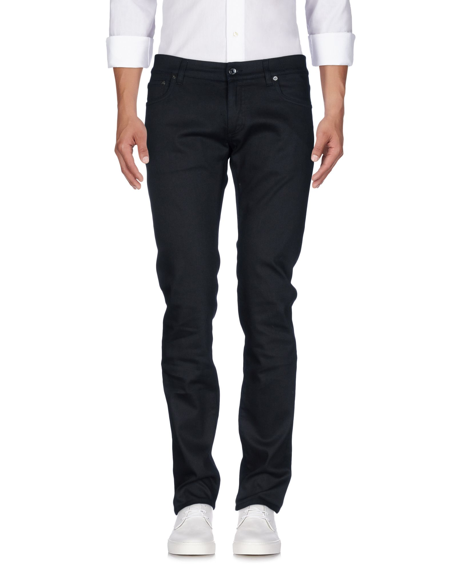 DOLCE & GABBANA Denim pants - Item 42632857