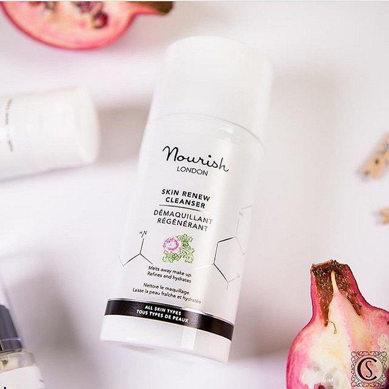 摩洛哥堅果油卸妝乳100ml • 抗老 滋潤 修護