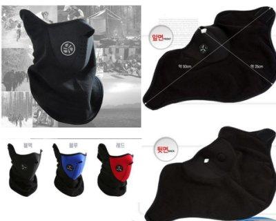 (1212-W1)特價優惠騎車口罩/保暖口罩/防風口罩/騎車面罩/滑雪面罩/腳踏車面罩-edoor99