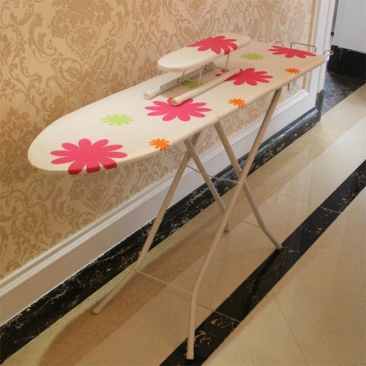 NMS  摺疊燙衣板熨衣板超穩大號鋼網熨燙衣服架家用電熨斗板韓國