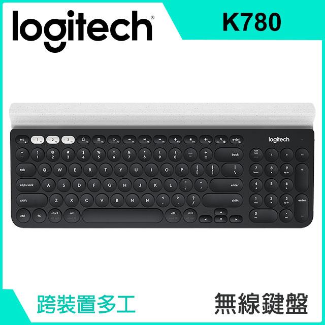 羅技 K780 Multi-Device 跨平台藍牙鍵盤