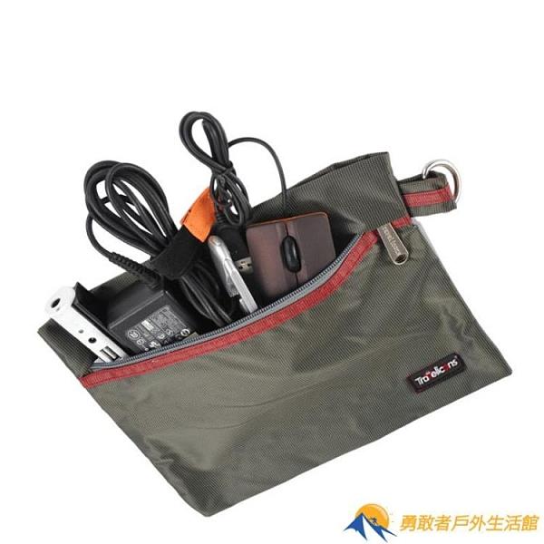 (三件套)配件包旅行收納包男女戶外腰包 雜物袋 收納袋【勇敢者】