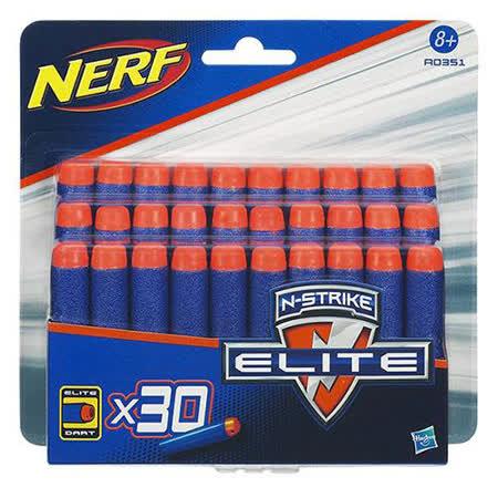NERF兒童射擊玩具菁英系列 ELITE子彈補充包
