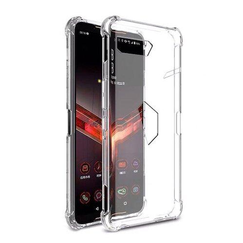 ASUS ROG Phone2 ZS660KL 專用 透明矽膠保護套 (密封袋裝)
