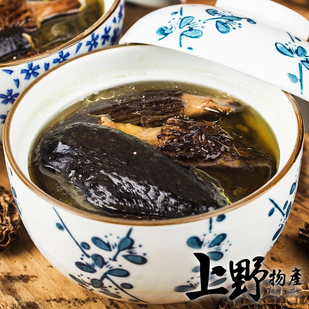 年菜 (預購)上野物產年菜-養生黑蒜頭烏骨雞湯2000g10%/包