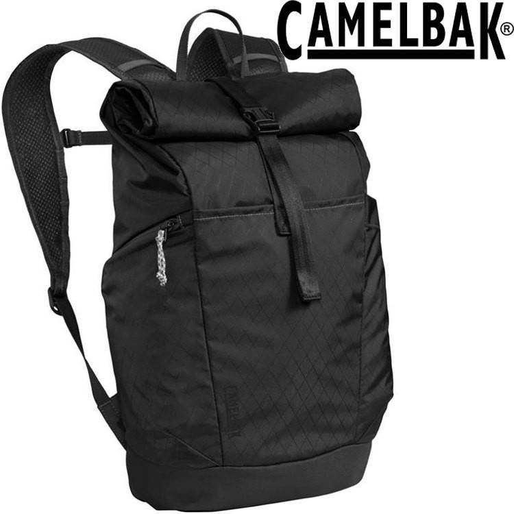 Camelbak Pivot 重賦新生 20 輕量捲口式日用背包 CB2171001000 黑