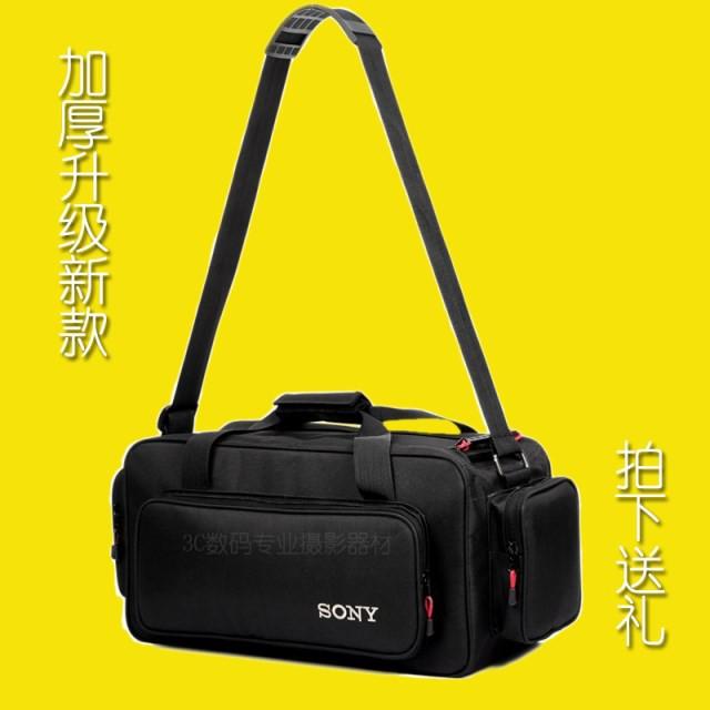 索尼攝像機包專業NX100 NX3 EX280 EA50 Z5C 1500 2500加厚攝像包