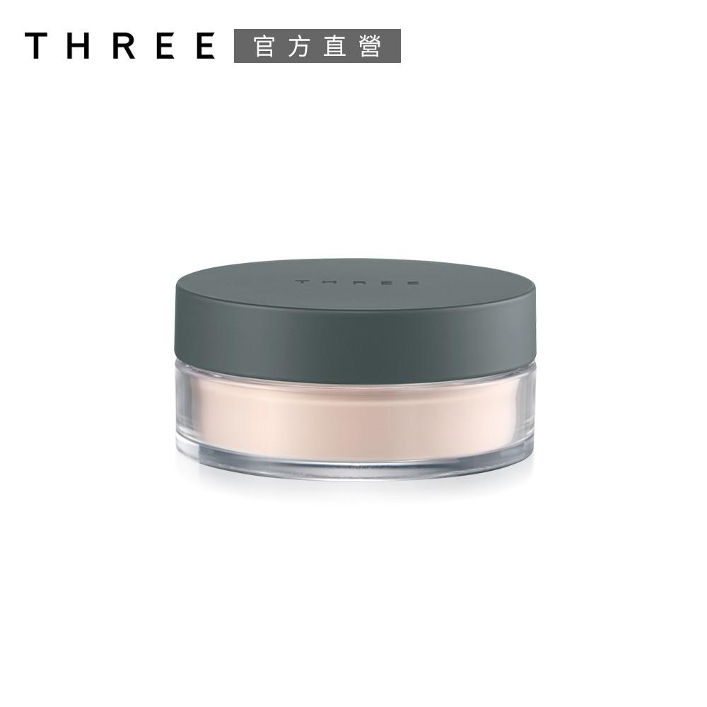 THREE 凝光蜜粉(無色) 17g