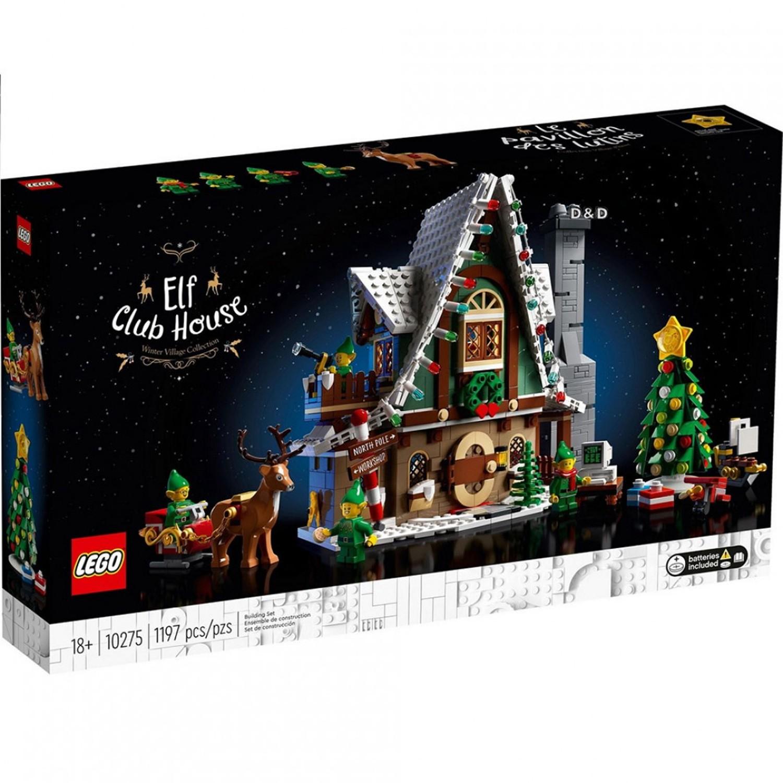樂高 LEGO - 樂高積木 LEGO《 LT10275 》創意大師 Creator 系列 - 小精靈俱樂部-1197pcs