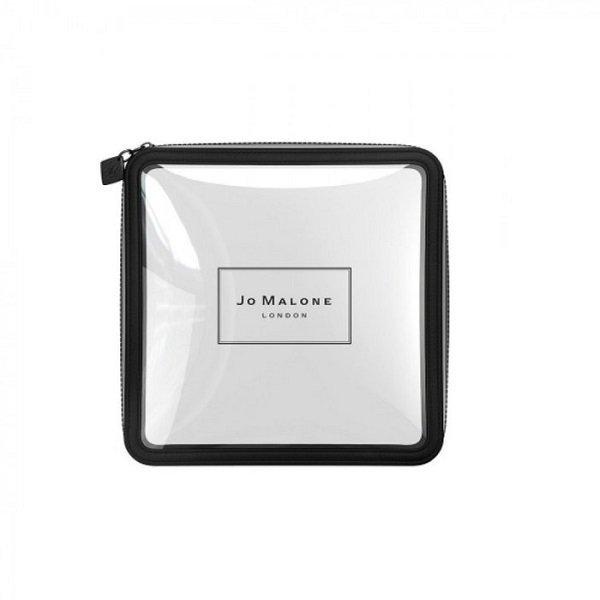 JO MALONE 祖馬龍 透明香氛化妝包 黑皮TIME 56027