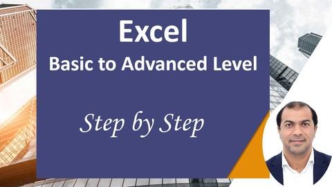 Microsoft Excel Training - Beginner to Advanced Level