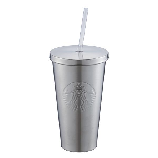 星巴克女神不鏽鋼Togo冷水杯 【康是美】