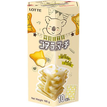 樂天小熊餅家庭號-香濃煉乳195G